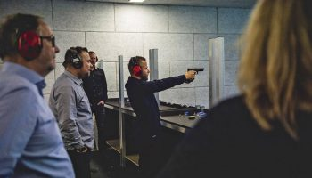 Pistolskydning Sjælland