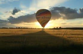 Romantisk Ballonflyvning