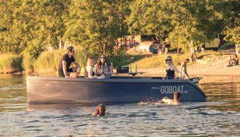 Weekendudflugt i Egen Båd