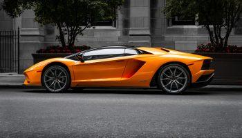 Kør Lamborghini Tilbud