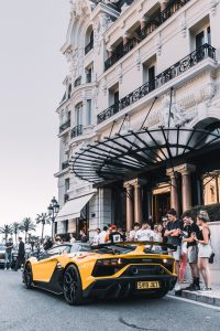 Kør Selv Lamborghini