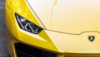 Lej En Lamborghini & Kør Selv