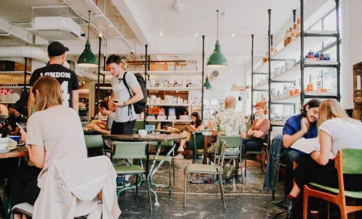 Cafébesøg For 2