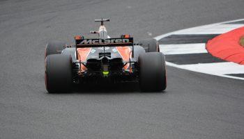 Kør En Formel 1 Bil