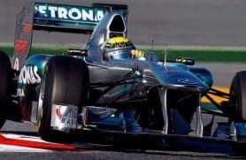 Kør Formel 1 Padborg