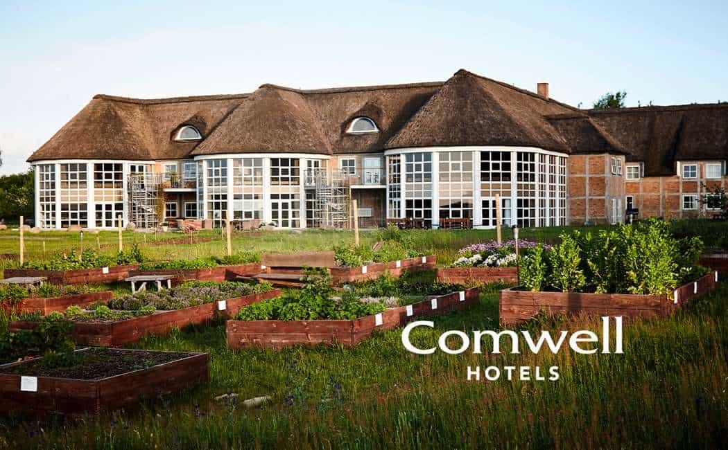 Miniferie Comwell Hotels