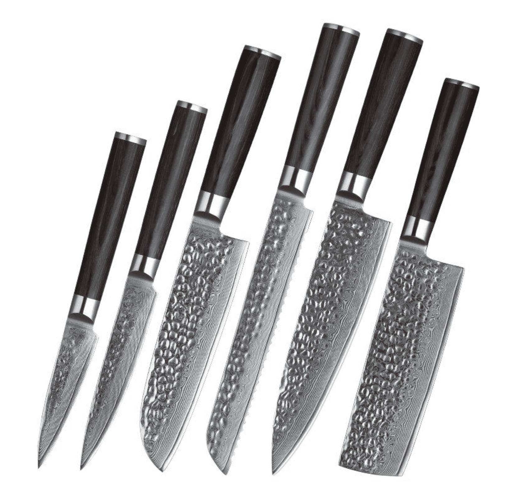 Japanske Køkkenknive