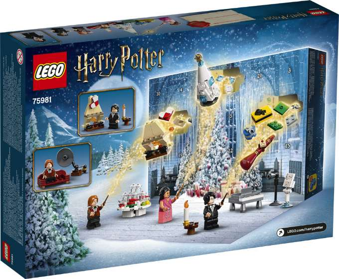 LEGO Harry Potter Julekalender