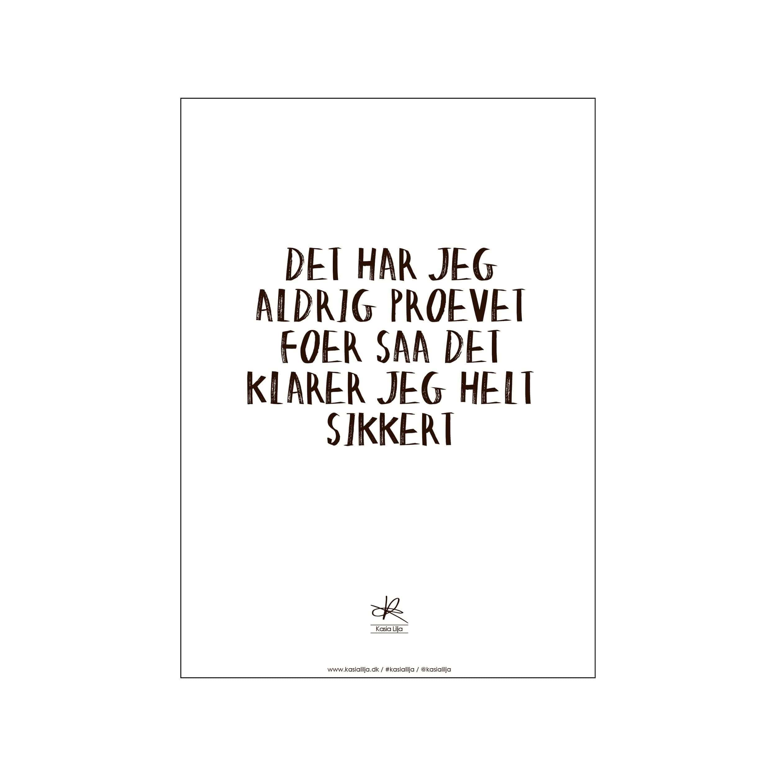Poster & Frame