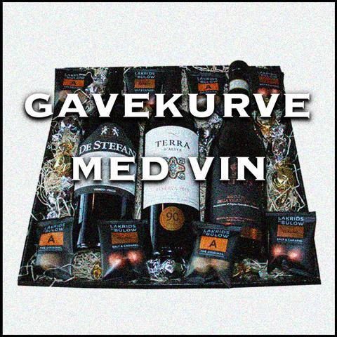Gavekurve Med Vin