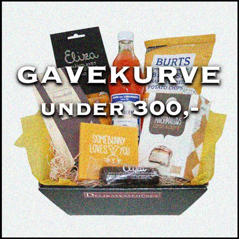 Gavekurve Under 300,-