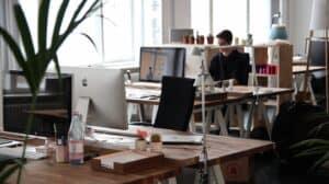 Sådan indretter du et godt kontor