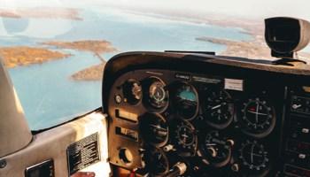 Bliv pilot for en dag