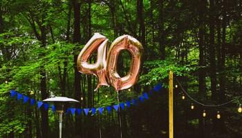 Hvad Giver Man I 40 Års Fødselsdagsgave