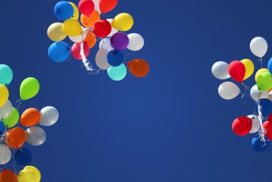 Heliumballoner