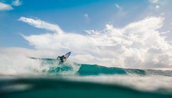 cold hawaii surf