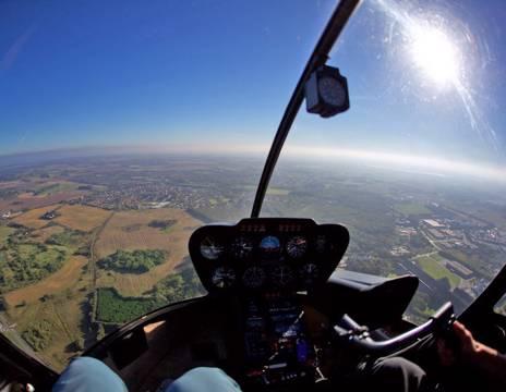 Helikopterpilot For En Dag HeliCompany