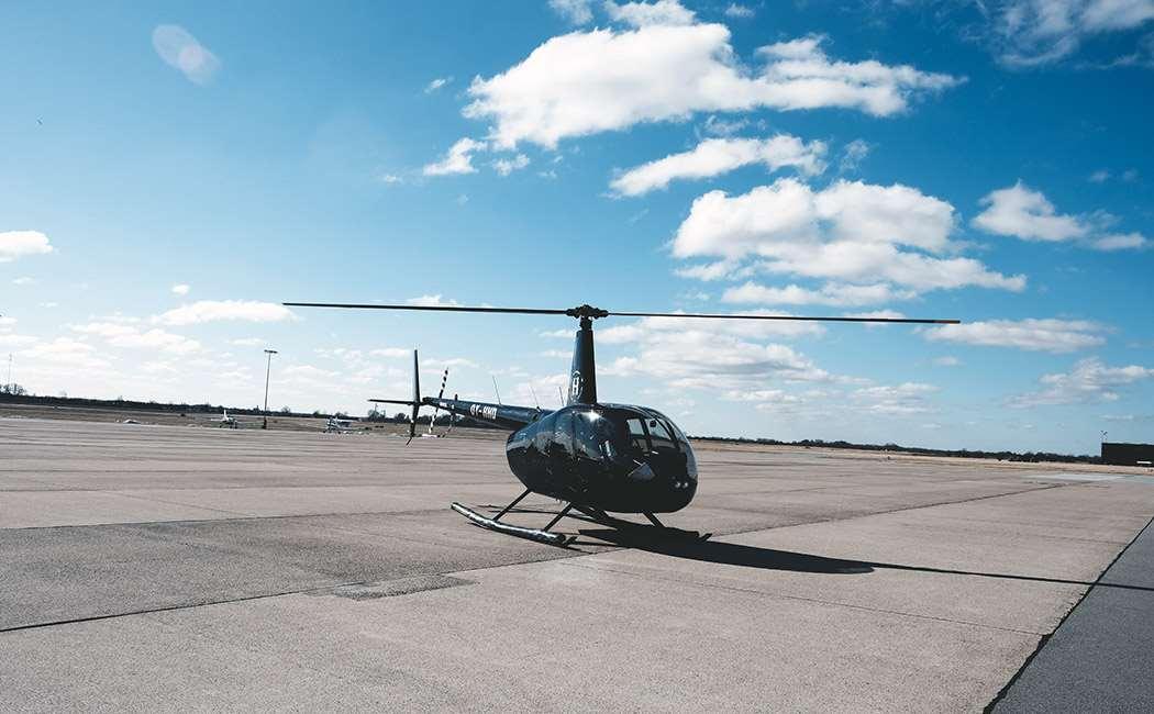 Helikoptertur Go Dream