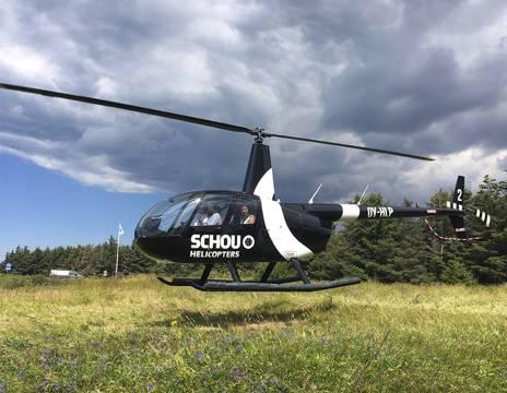 Helikoptertur Sima Helikopter