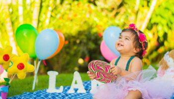 1 Års Fødselsdagsgave Til Pige