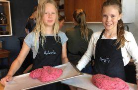 Bagekursus for børn & voksne hos Karoline Trier