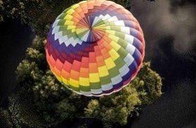 Ballonflyvning Gaveide