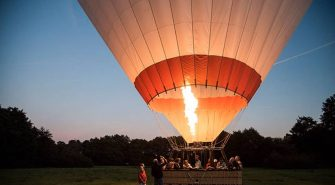 Ballonflyvning Jylland