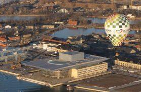 Ballonflyvning København
