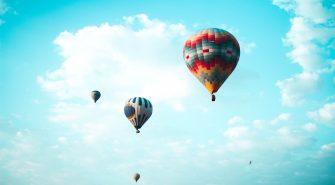 Ballonflyvning Påklædning