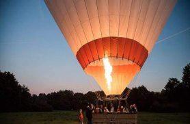 Ballonflyvning Sjælland
