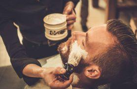 Barbering Med Stil