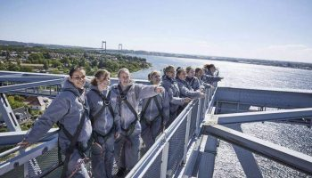 Bridgewalking Middelfart