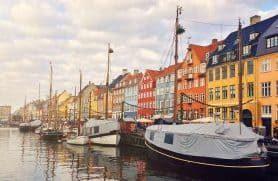 Byvandring I Det Gamle København