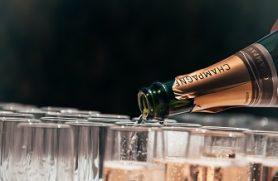 Champagnesmagning For Grupper