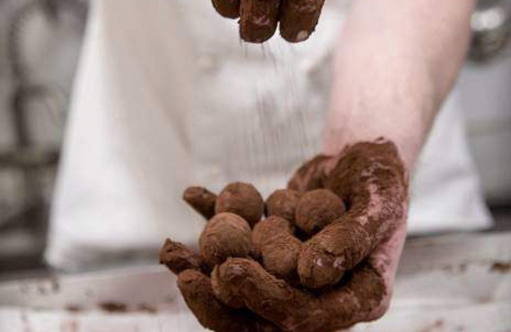 Chokoladekursus hos Odense Chokoladehus