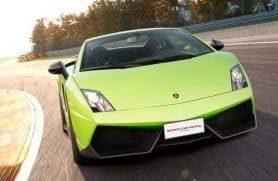 Co-Driver I Lamborghini