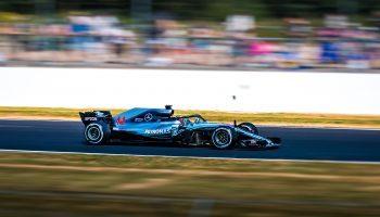 Formel 1 bil