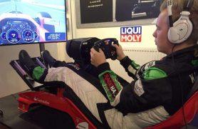 Formel 1 simulator hos RacingRoom Århus