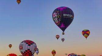 Genopdag Jorden Med En Unik Luftballontur
