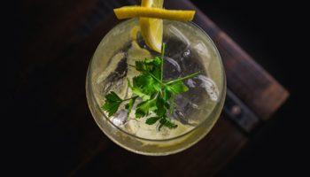 Ginsmagning Highlanders Bar