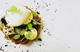 Gourmetophold på Hotel Thinggaard