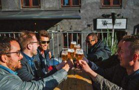 Guidet øltur på Vesterbro med Urban Adventures