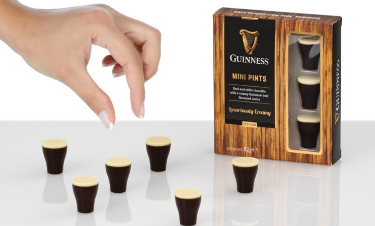 Guinness Pint Chokolade