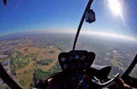Helikopterpilot For En Dag