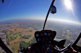 Helikopterpilot for en dag med HeliCompany