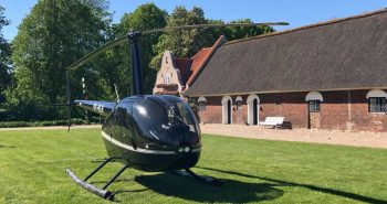 Helikoptertur Aalborg