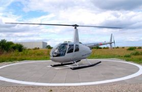 Helikoptertur Danish Fly