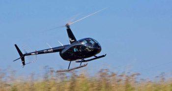 Helikoptertur Fyn