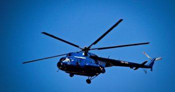 Helikoptertur Sikkerhed