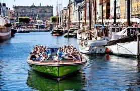 Københavns Historie - Krigsfortællinger & Kanalrundfart